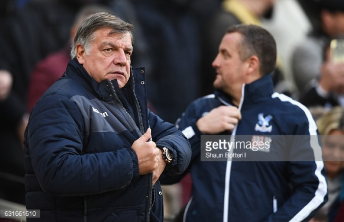 West Ham United 3-0 Crystal Palace: Scott Dann and Sam Allardyce give their thoughts