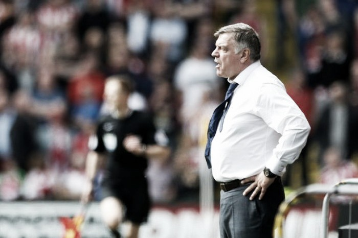 First five games are 'crucial' according to Allardyce