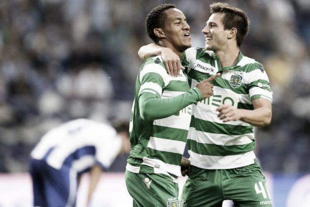 Cédric e Carrillo: renovações encalhadas preocupam Sporting