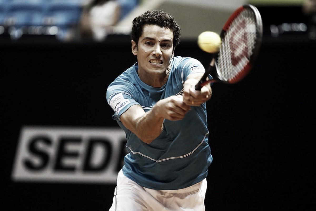 Ao lado de Bellucci, André Sá perde para argentinos e se despede das quadras no Brasil Open