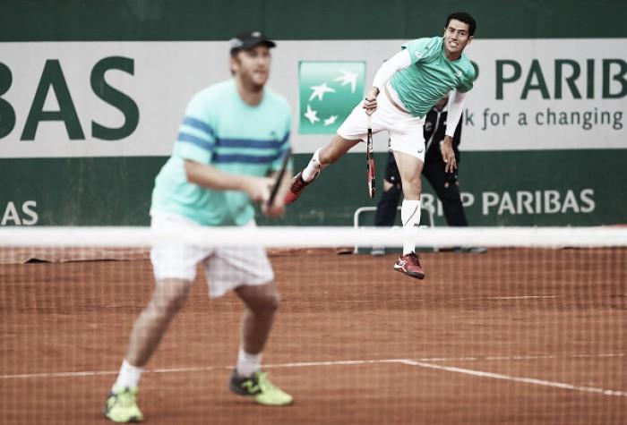 André Sá e Guccione são eliminados no ATP 250 de Hertogenbosch