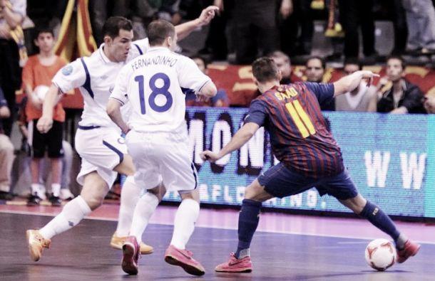 MFK Dinamo - FC Barcelona Alusport: el dominio de Europa, en juego