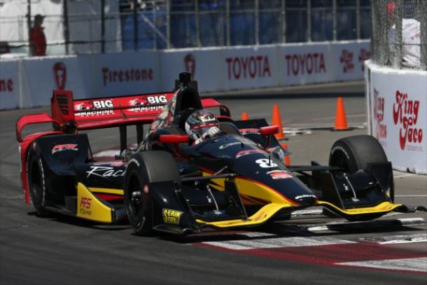 IndyCar: Saavedra Returns To The No. 8 For Toronto