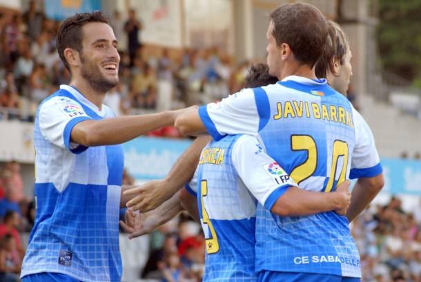 Liga Adelante : L'essentiel de la journée n°1