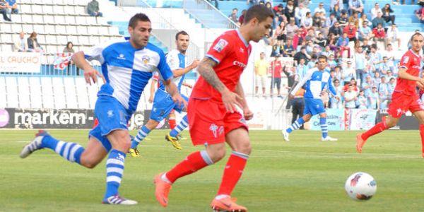 El Celta mete el miedo en el cuerpo al Sabadell