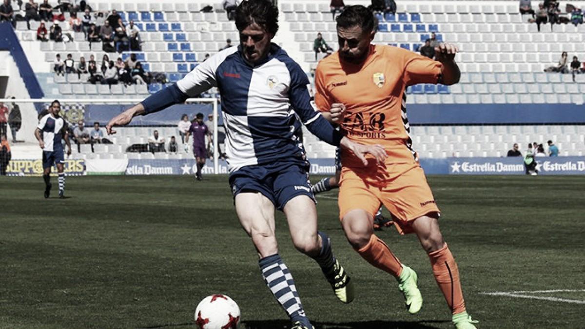 Previa UE Llagostera vs Peralada-Girona: derbi por la permanencia