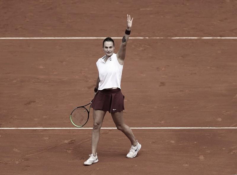 Sabalenka atropela Pegula e segue sem perder sets no WTA 1000 de Madrid