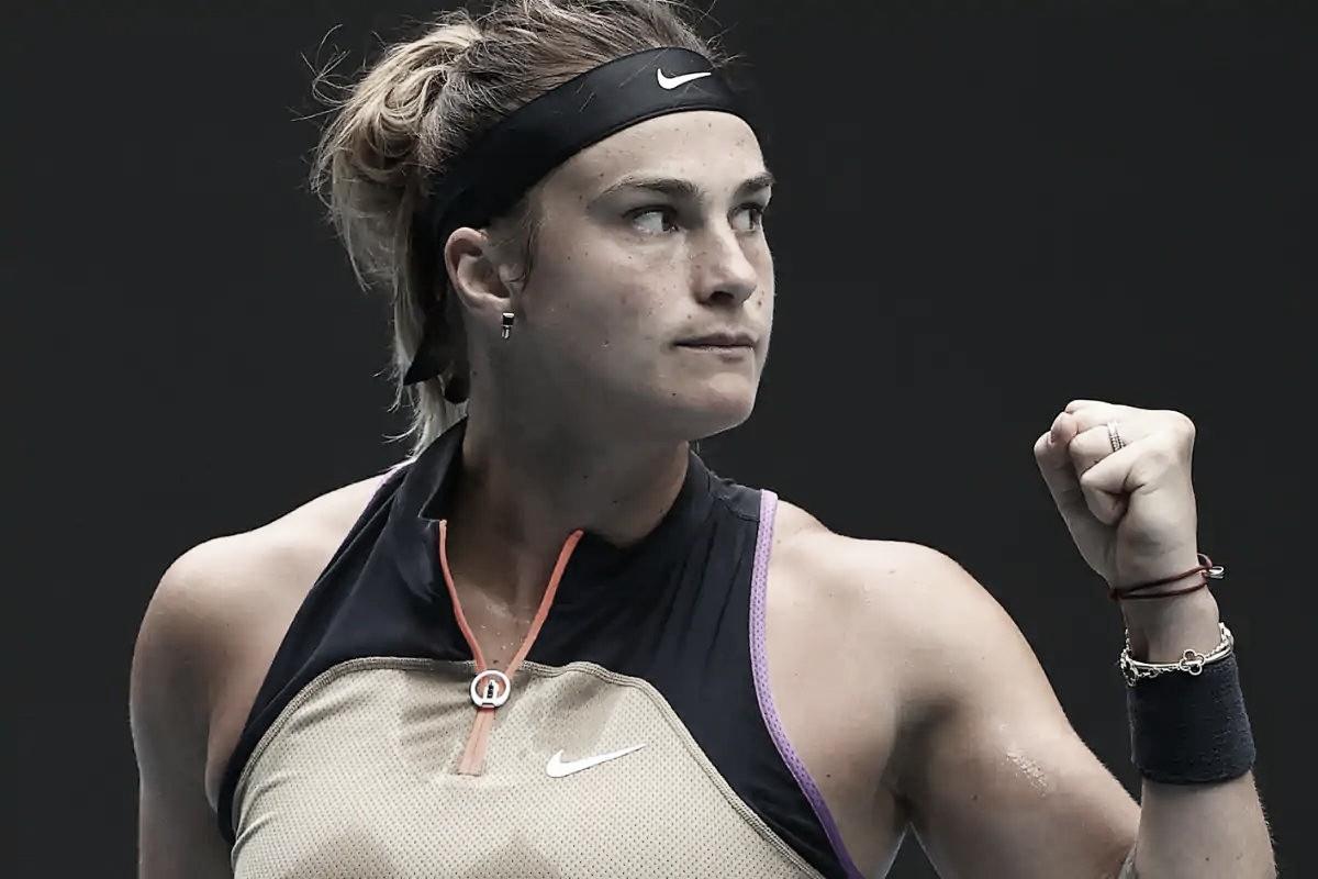 Sabalenka confirma favoritismo contra Cornet em Dubai; Bertens perde mais uma