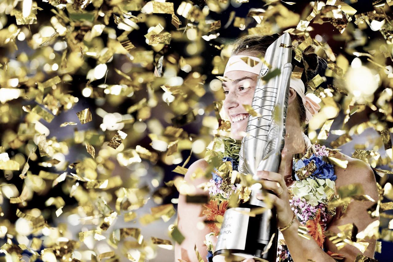 WTA Wuhan: Aryna Sabalenka serves up masterclass, ousts Anett Kontaveit for biggest career title