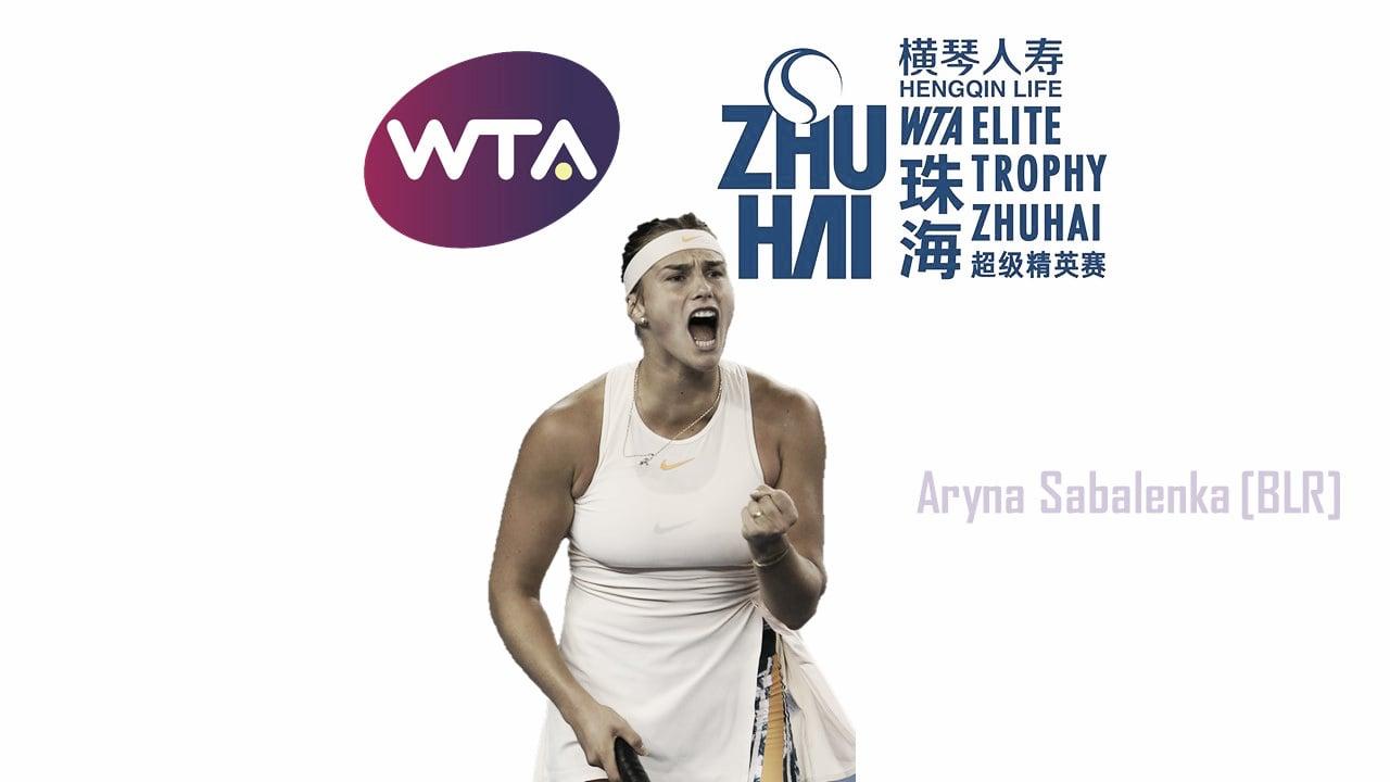 Aryna Sabalenka qualifies for WTA Elite Trophy