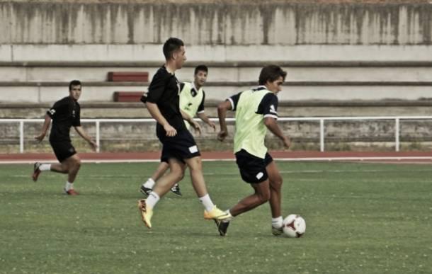 El Salamanca Athletic progresa y vence al Fundación UDS