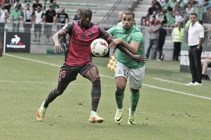 Desfalcado, Saint-Étienne conta com boa atuação de Ruffier e empata sem gols com Toulouse
