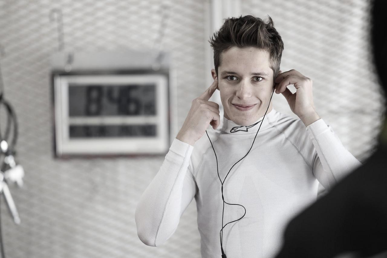 Sacha Fenestraz correrá en la IMSA Pilot Challenge