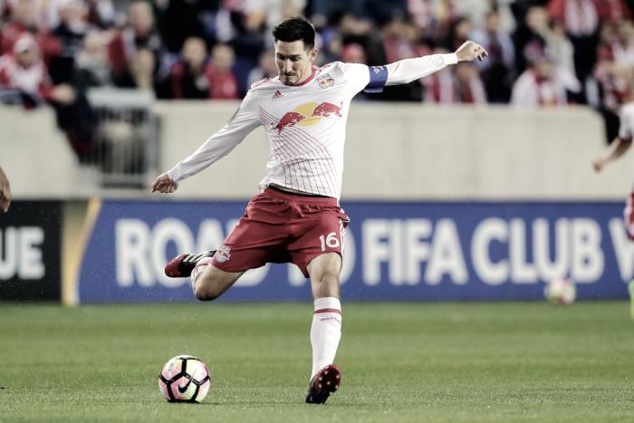 Orlando City trade for New York Red Bull's Sacha Kljestan