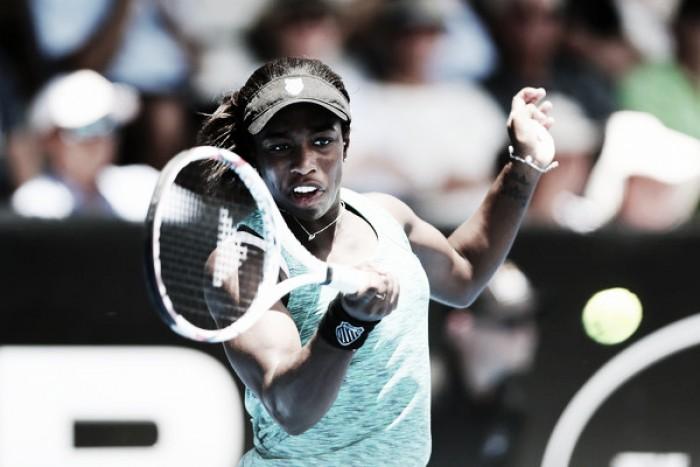 WTA Auckland: Sachia Vickery stuns Agnieszka Radwanska in clinical display