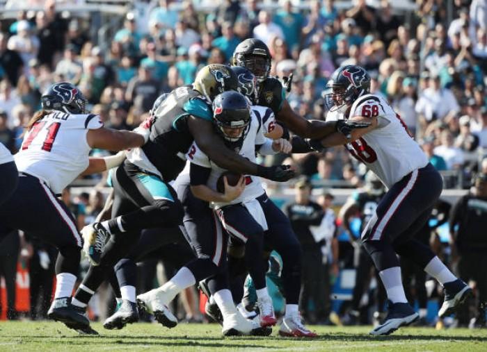 Playoffs NFL: donos de uma grande defesa, Jaguars podem ir longe com um QB inconsistente?