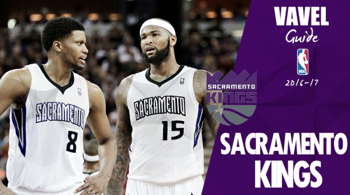 2016-2017 NBA Team Preview: Sacramento Kings