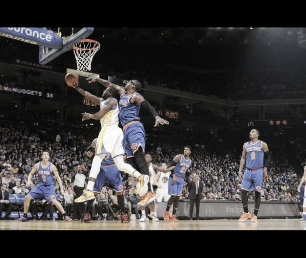 Triunfo clave de los Knicks