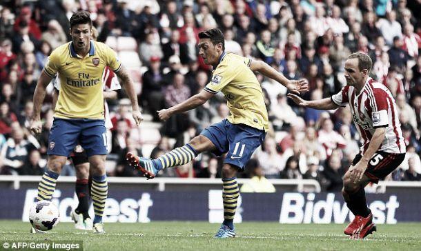 Sunderland - Arsenal: los reyes del empate, en busca de la calma