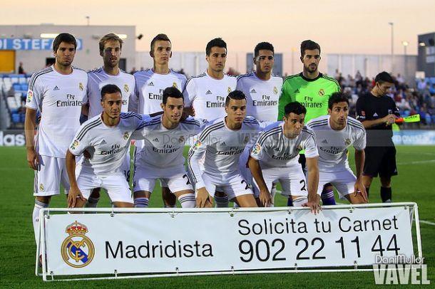 Resultado Deportivo de la Coruña - Real Madrid Castilla en la Liga Adelante 2014 (2-0)