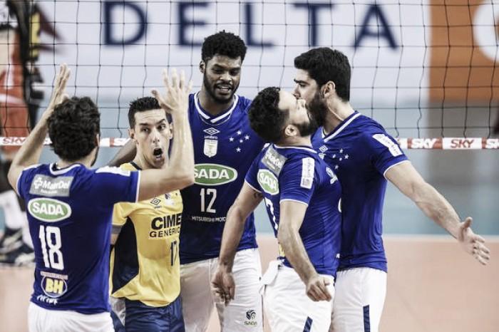 Sada Cruzeiro bate Brasil Kirin e é o primeiro finalista