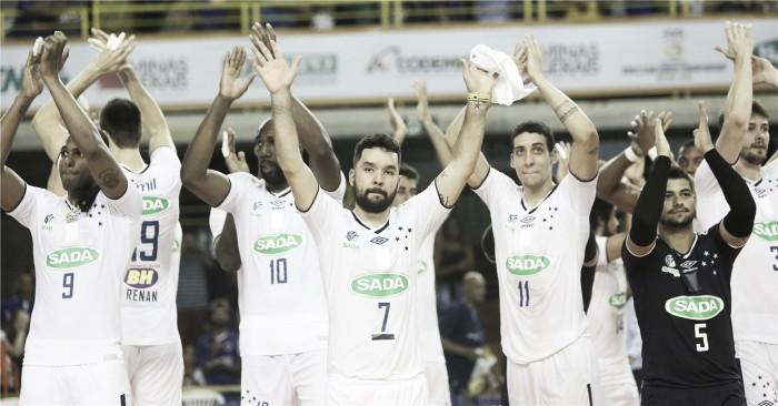 Sada/Cruzeiro vence Bolívar de virada e vai enfrentar Zenit na final do Mundial