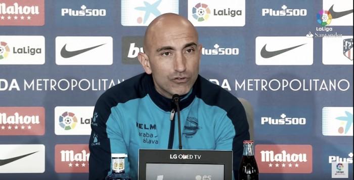 "Abelardo: ""Me marcho muy orgulloso de mi equipo"""