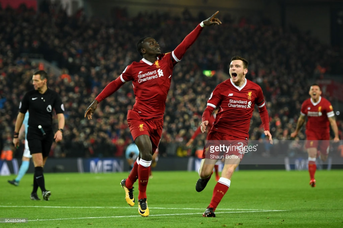 Red-hot Liverpool can't afford any mistakes in charge for second place