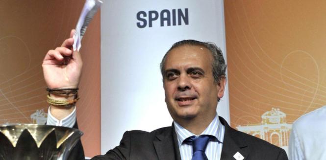 José Luis Sáez seguirá cuatro años más al frente de la Federación