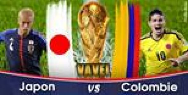 Live Japon - Colombie la Coupe du Monde 2014 en direct