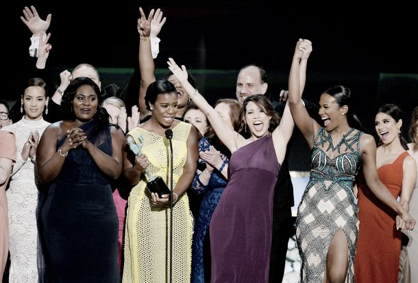 'Orange is the New Black' y 'Downton Abbey', ganadoras en los SAG Awards