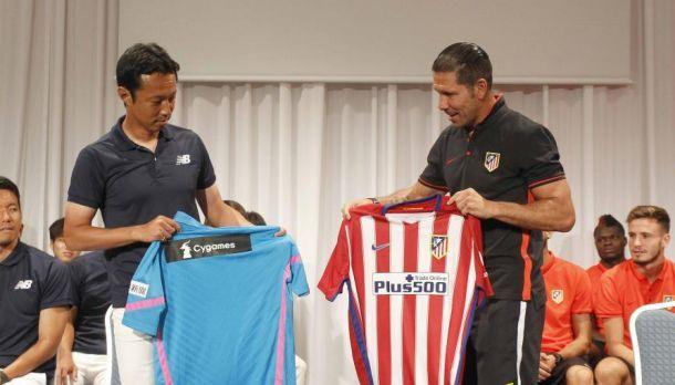 Atlético de Madrid - Sagan Tosu: más que de visita turística