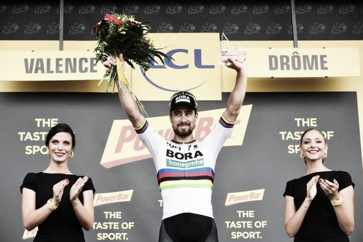Tour de Francia, etapa 13: Peter Sagan se impone en su especialidad