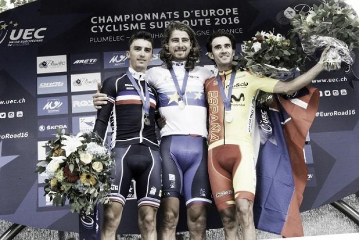 El 'increíble' Sagan, rey de Europa