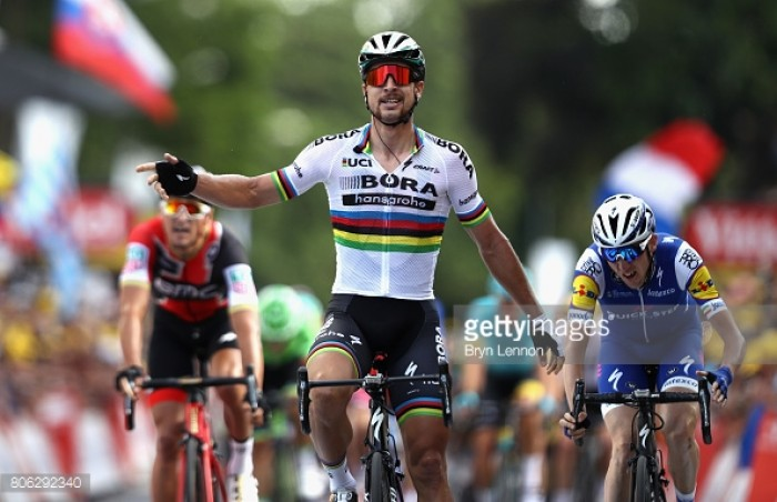 TDF 2017 Stage 3 report: Sagan takes impressive victory