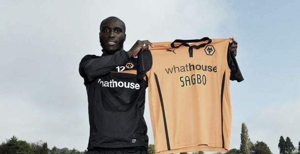Sagbo se marcha al Wolves
