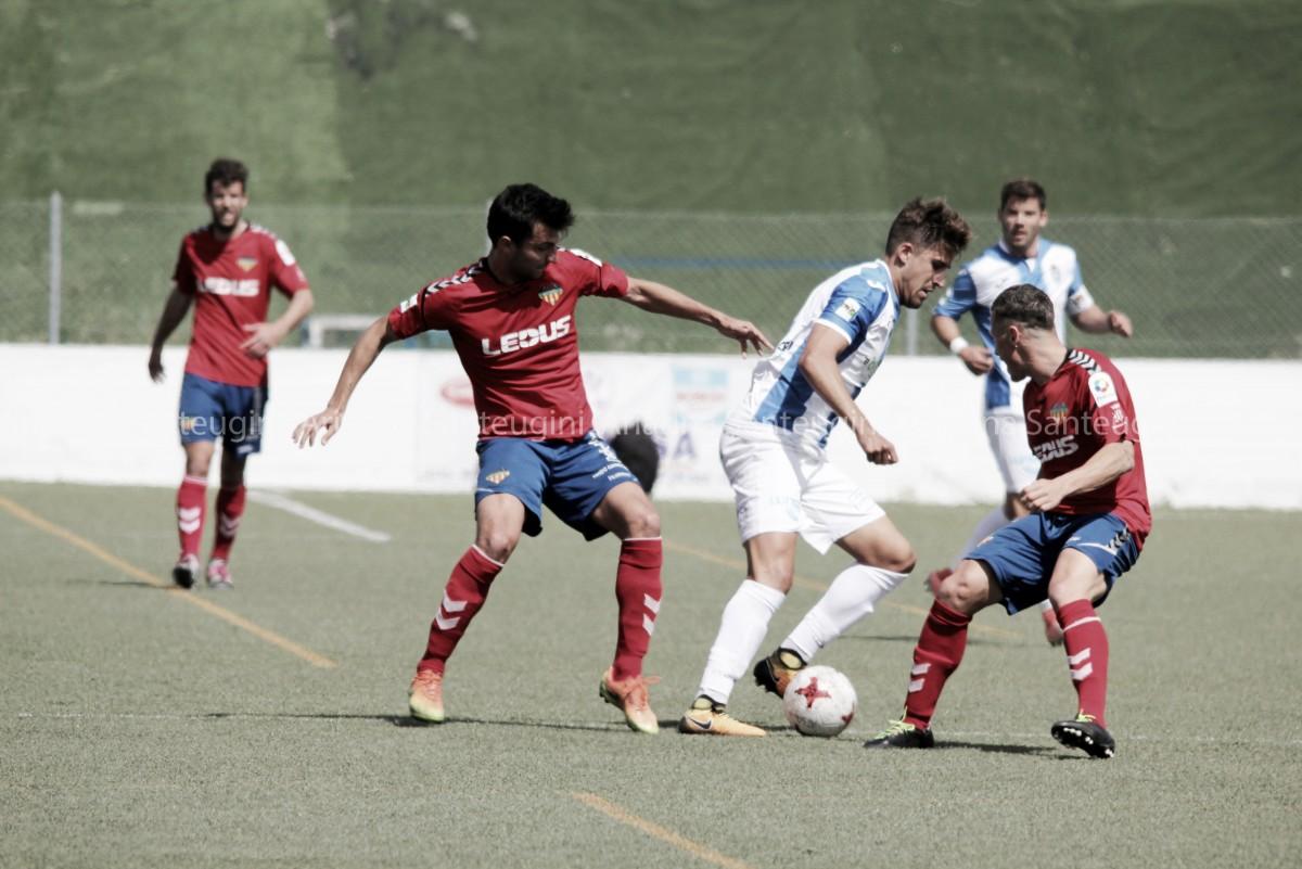 Horarios de la jornada 34 en el Grupo III de Segunda División B