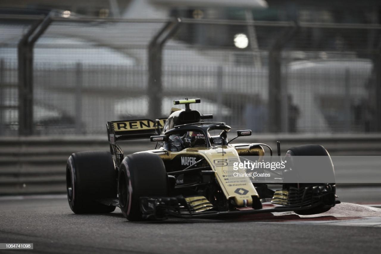 """Carlos Sainz: """"El objetivo 2019 de McLaren es liderar la zona media"""""""