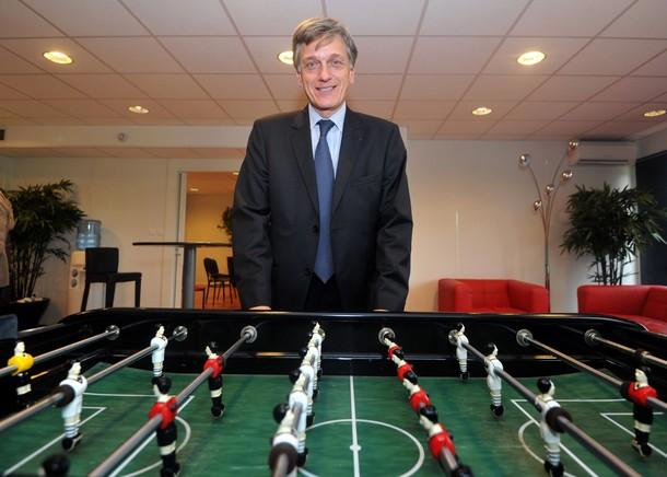 Frédéric de Saint-Sernin de nouveau président du Stade Rennais