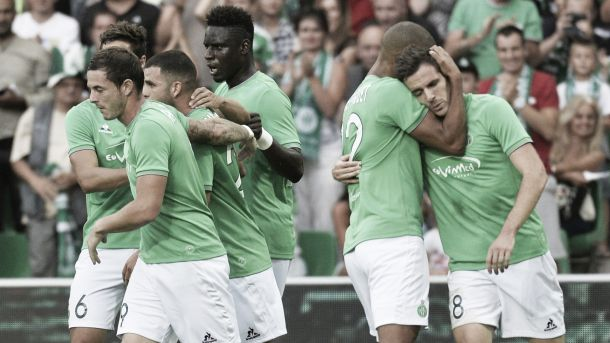 Saint-Etienne retrouve l'Europa League