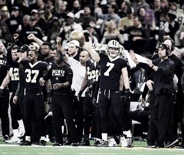 New Orleans consigue su sexta victoria consecutiva de local en postemporada