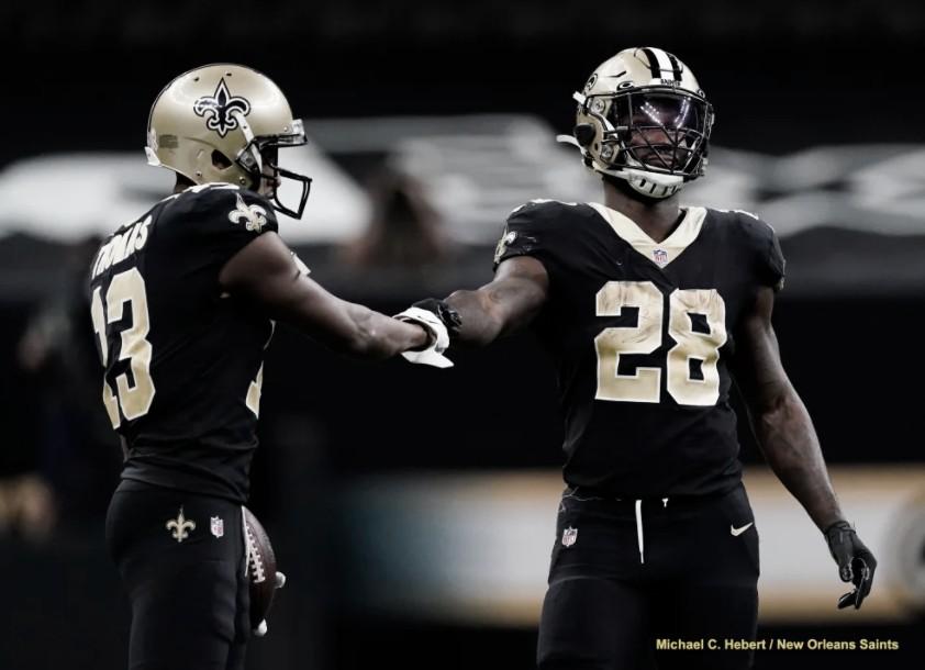 Michael C. Hebert/New Orleans Saints