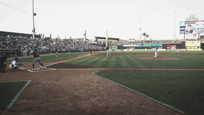 St. Paul Saints defeat Gary Southshore Railcats on opening day