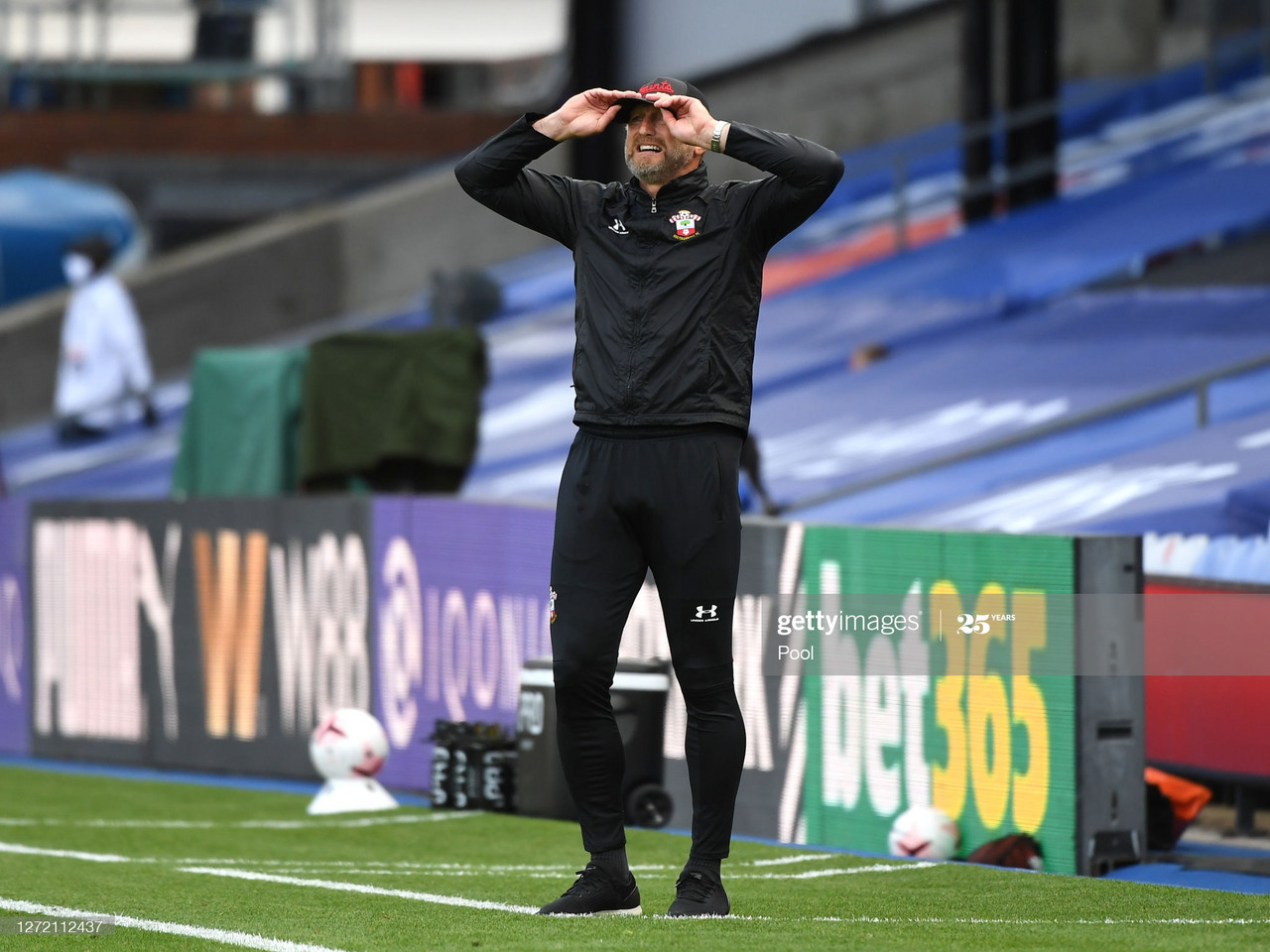 "Ralph Hasenhüttl slams Saints as not ""good enough"" in 1-0 defeat to Crystal Palace"