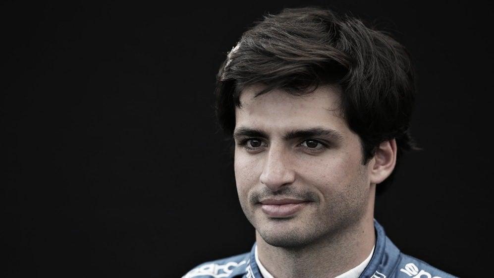 Carlos Sainz é o novo piloto da Ferrari