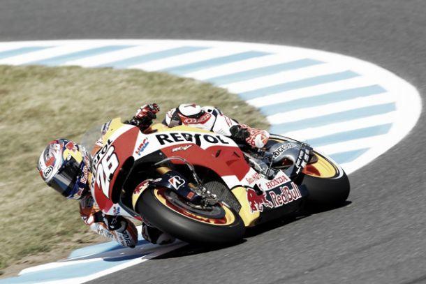 MotoGP Motegi. Pedrosa come Rossi: fortuna e talento