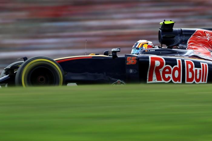 """Carlos Sainz: """"Toro Rosso se ha convertido más en un equipo desde que Max ascendió a Red Bull"""""""