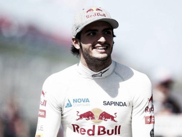 """Carlos Sainz: """"Es una de las mejores carreras que he hecho nunca"""""""
