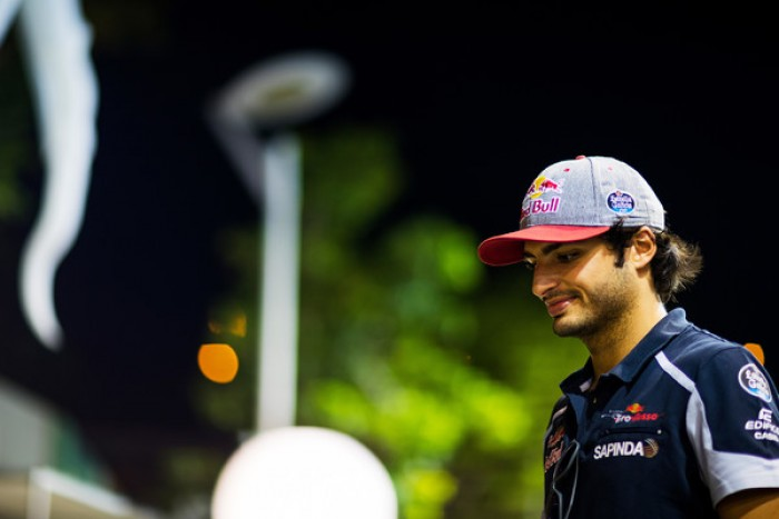 """Carlos Sainz: """"Hay que aprovechar las oportunidades en este tipo de circuitos"""""""