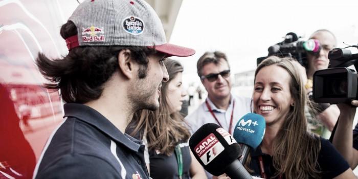 """Carlos Sainz: """"Estoy muy contento, la alegría de hoy no me la quita nadie"""""""